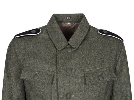 SS Feldbluse M43 - German field tunic - repro