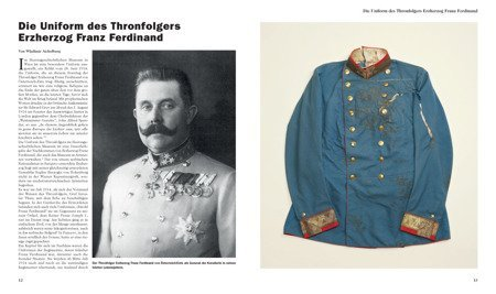The Austro-hungarian Army. Uniforms and Equipment – from 1914 to 1918 - Die k. u. k. Armee. Uniformierung und Ausrüstung – von 1914 bis 1918