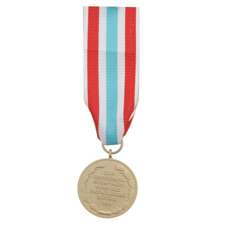The Return of Memel Commemorative Medal  - repro
