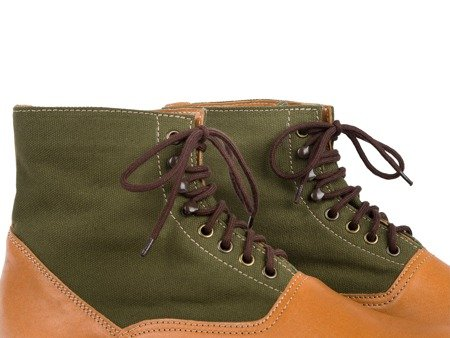 Tropenschuhe   - WH German ankle boots - repro