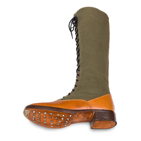 Tropenstiefel - WH German tropical high boots - repro