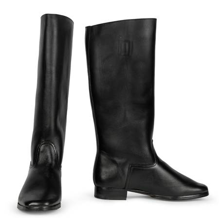 WH/SS/LW Offiziersstiefel - leather officer boots - repro