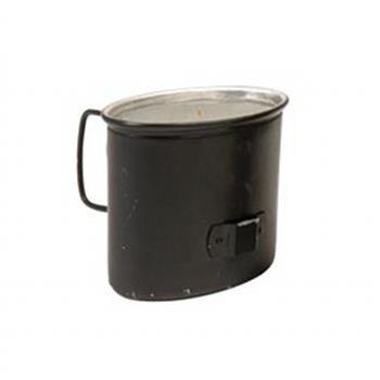 WH/SS M31 canteen cup - aluminium - repro