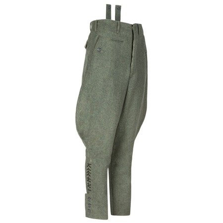 WH/SS Reithose - wool officer breeches - repro