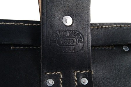 WH/SS folding shovel carrier - Type I - repro