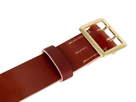 WH general's belt - brown - repro