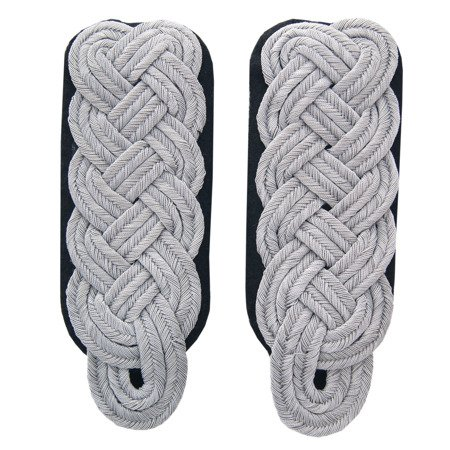 WH higher officer shoulder boards - pioneers