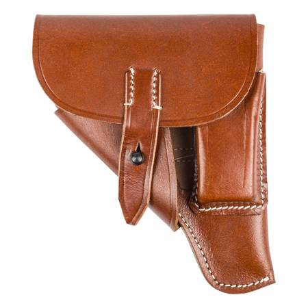 Walther PPK holster, brown - repro by Mil-Tec