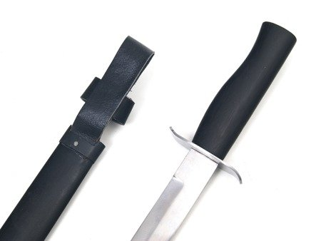 ZIK/NR40 fighting knife with scabbard - repro